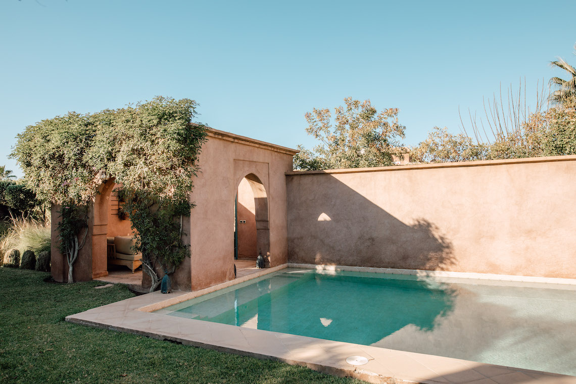 Sparkling Moroccan Wedding Inspiration – Villa Magtafa Marrakech – The Saums – IDO Events 1