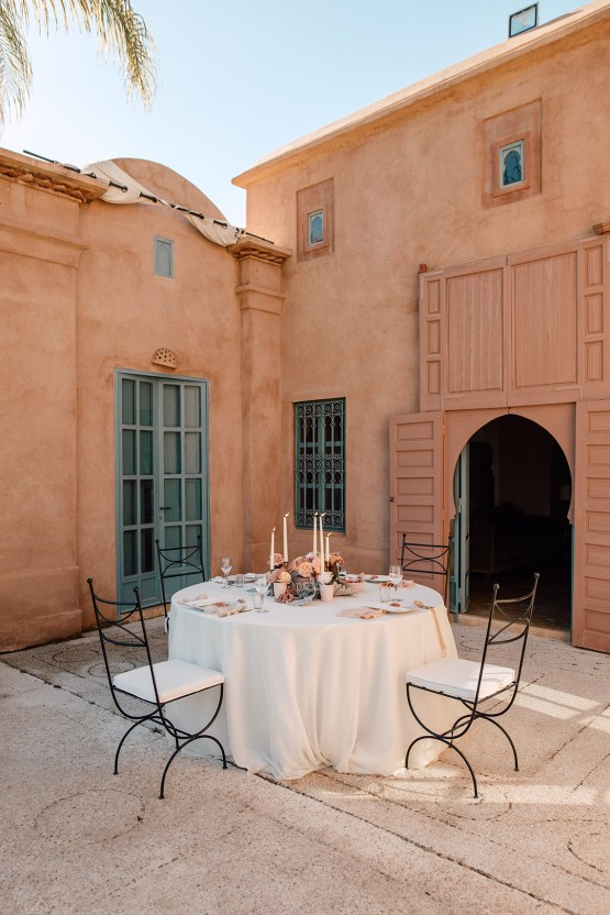 Sparkling Moroccan Wedding Inspiration – Villa Magtafa Marrakech – The Saums – IDO Events 14