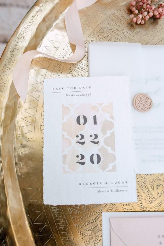 Sparkling Moroccan Wedding Inspiration – Villa Magtafa Marrakech – The Saums – IDO Events 26