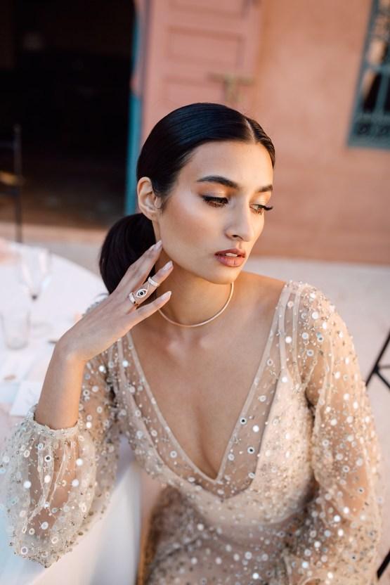 Sparkling Moroccan Wedding Inspiration – Villa Magtafa Marrakech – The Saums – IDO Events 29