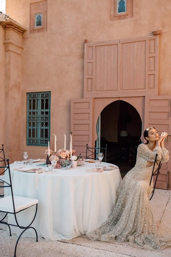 Sparkling Moroccan Wedding Inspiration – Villa Magtafa Marrakech – The Saums – IDO Events 32