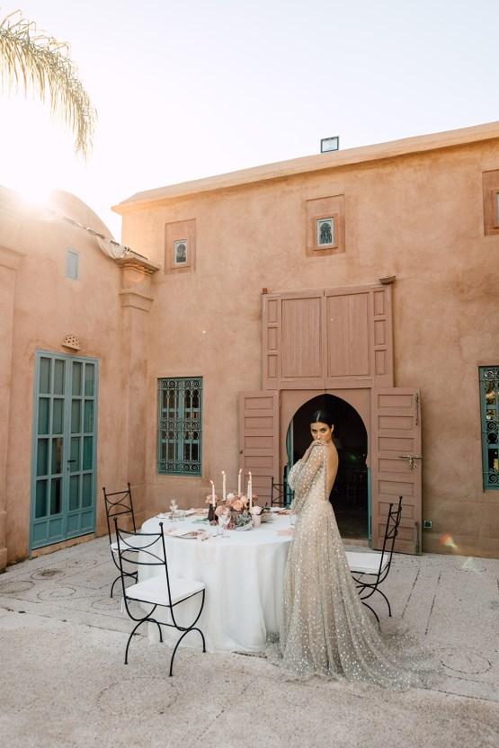 Sparkling Moroccan Wedding Inspiration – Villa Magtafa Marrakech – The Saums – IDO Events 39