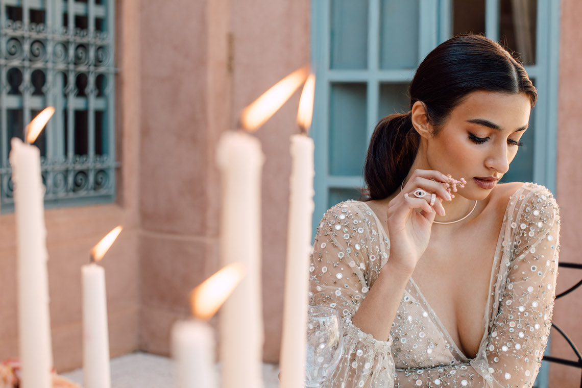 Sparkling Moroccan Wedding Inspiration – Villa Magtafa Marrakech – The Saums – IDO Events 4