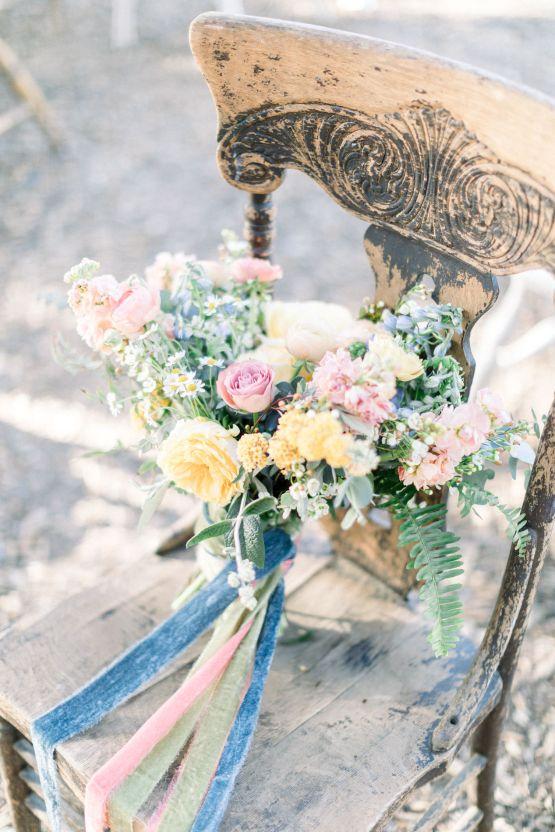 Whimsical Blue Alice and Wonderland Wedding Inspiration – Stephanie Weber Photography 14
