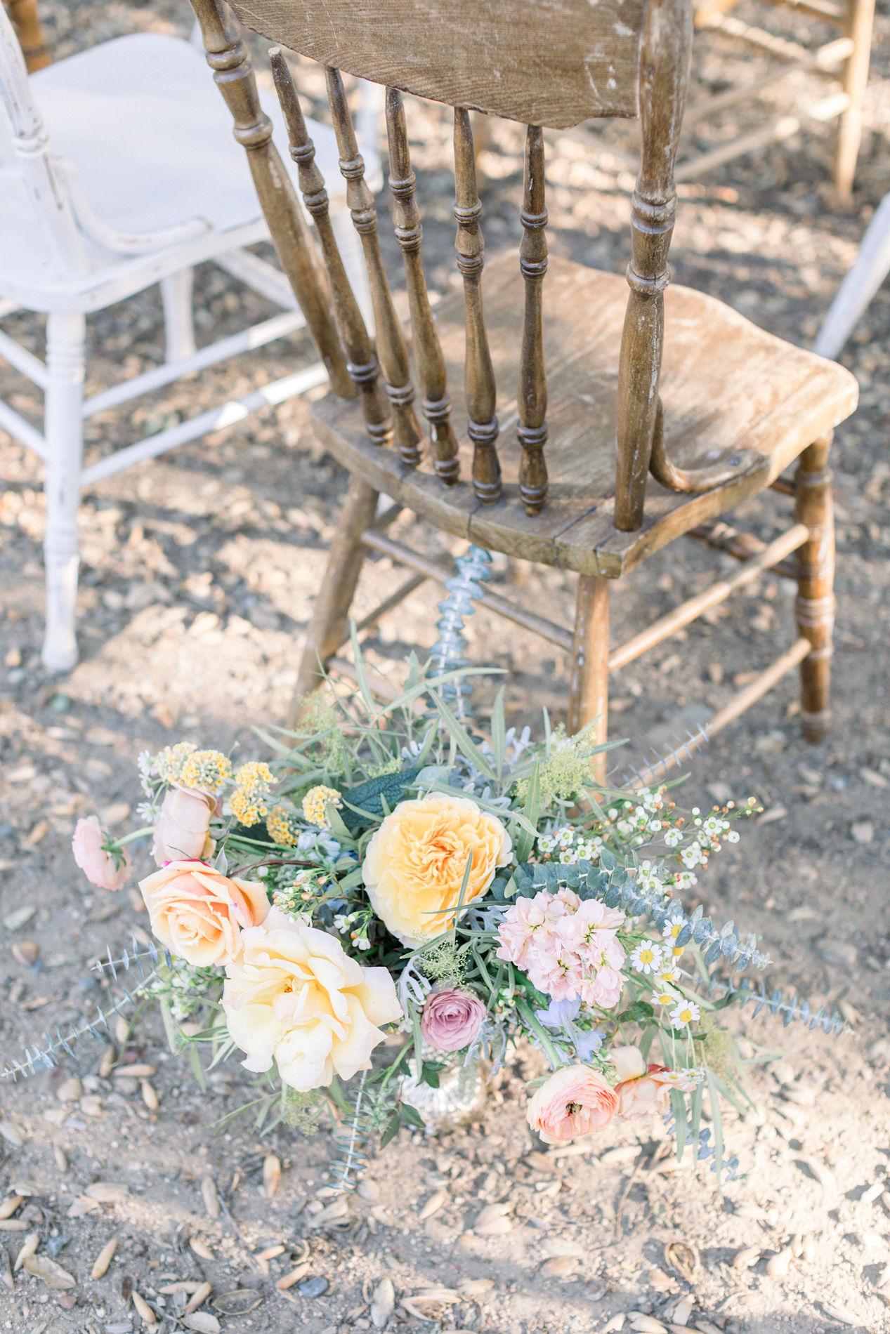 Whimsical Blue Alice and Wonderland Wedding Inspiration – Stephanie Weber Photography 15