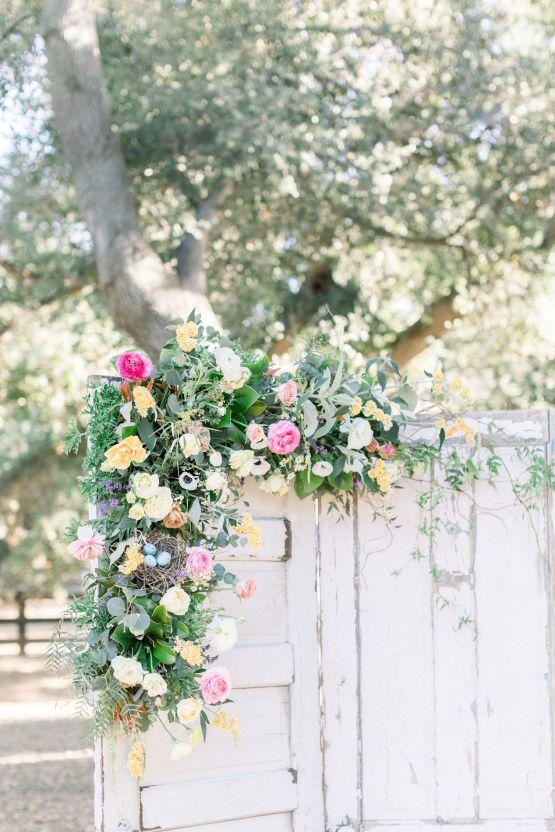 Whimsical Blue Alice and Wonderland Wedding Inspiration – Stephanie Weber Photography 17