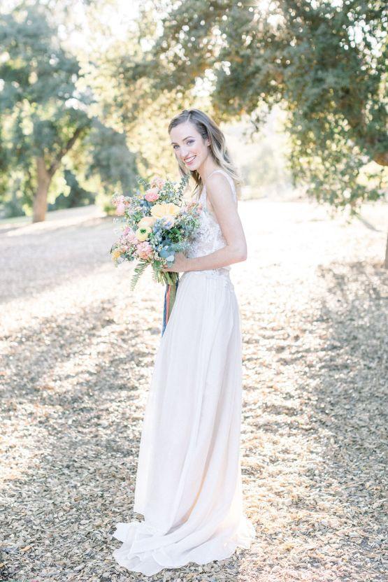 Whimsical Blue Alice and Wonderland Wedding Inspiration – Stephanie Weber Photography 26