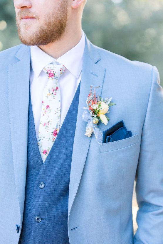 Whimsical Blue Alice and Wonderland Wedding Inspiration – Stephanie Weber Photography 29