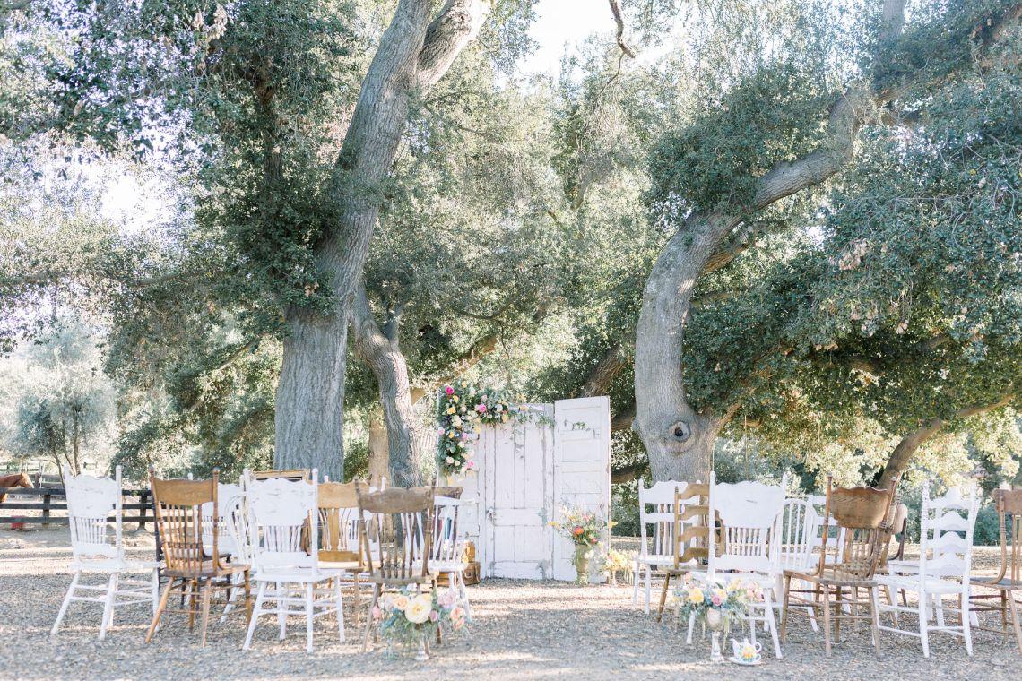 Whimsical Blue Alice and Wonderland Wedding Inspiration – Stephanie Weber Photography 3