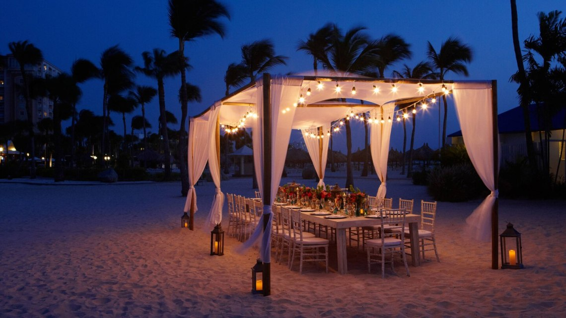 8 Reasons to plan your destination wedding at Aruba Marriott Resort – 22