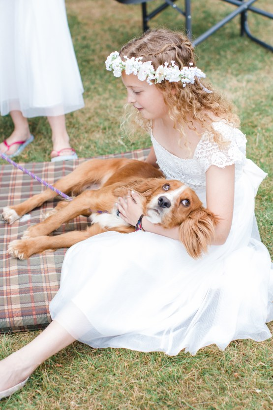 Adorable Animal-themed Wedding in a Castle Wedding Venue – Lucy Davenport Photography 32