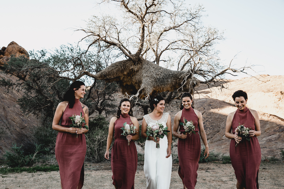 Adventurous Namibia Desert Safari Wedding – Nifty Studio Photography 40