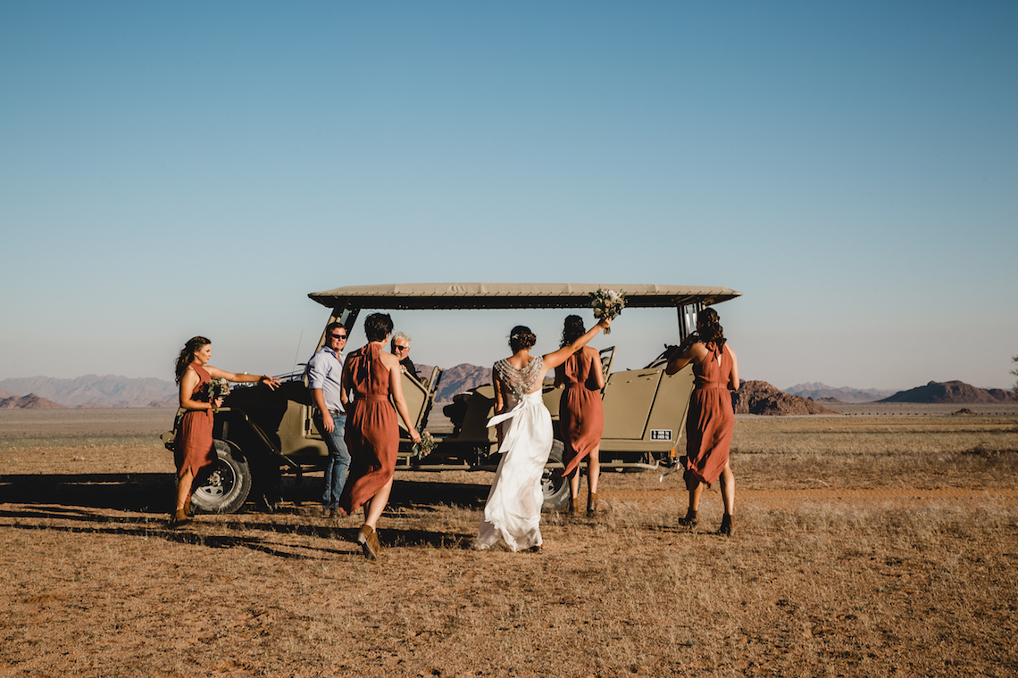 Adventurous Namibia Desert Safari Wedding – Nifty Studio Photography 42
