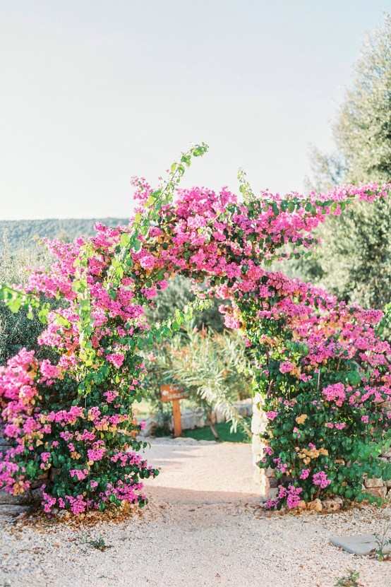 Luxe Olive Green Greek Wedding Inspiration – Elisabeth Van Lent Photography 23
