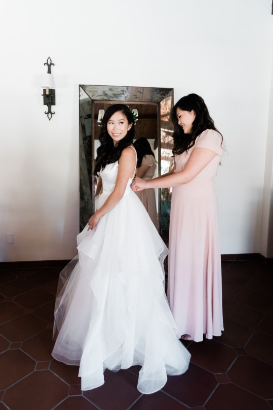 Magical Whimsical Pink Simi Valley California Wedding – Jennifer Lourie Photography 11