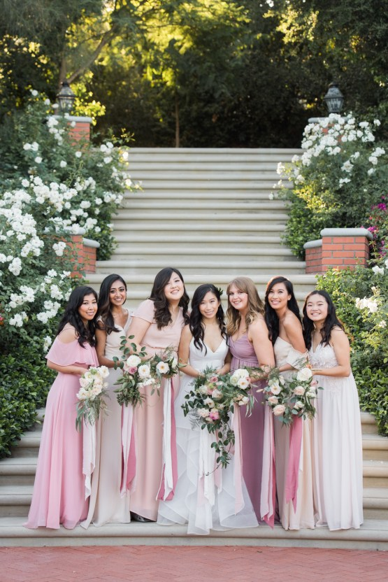Magical Whimsical Pink Simi Valley California Wedding – Jennifer Lourie Photography 19