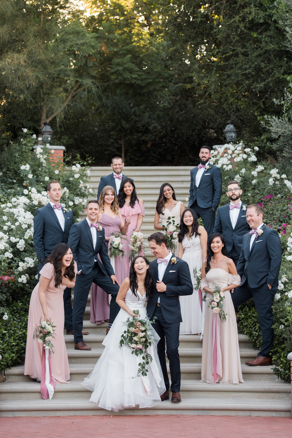 Magical Whimsical Pink Simi Valley California Wedding – Jennifer Lourie Photography 22