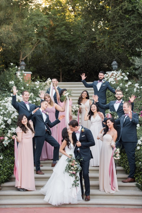 Magical Whimsical Pink Simi Valley California Wedding – Jennifer Lourie Photography 23