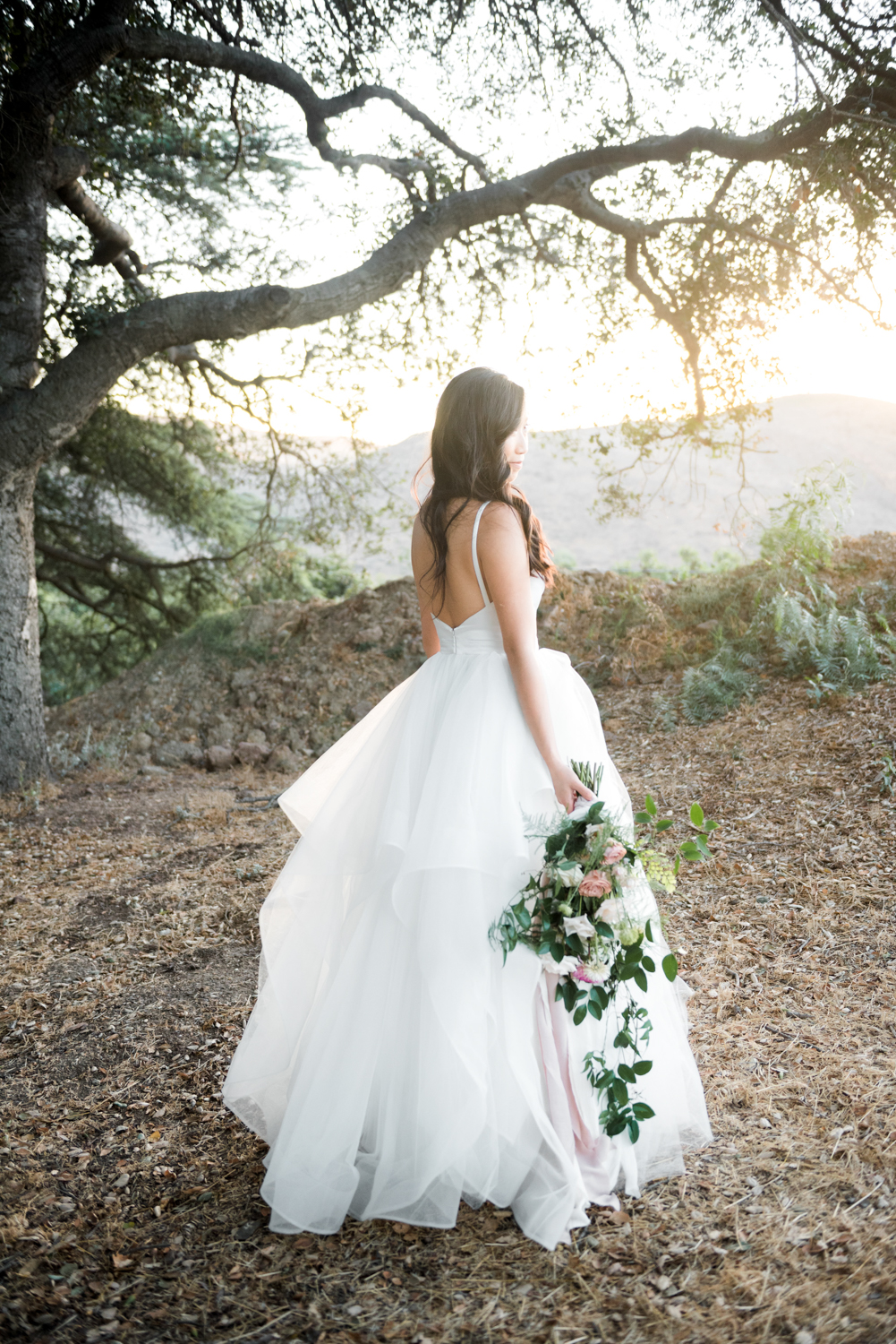 Magical Whimsical Pink Simi Valley California Wedding – Jennifer Lourie Photography 31