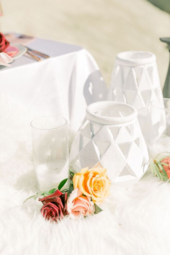Rainbow Basin Desert Wedding Inspiration with Moon Stationery – Victoria Masai Photography 26