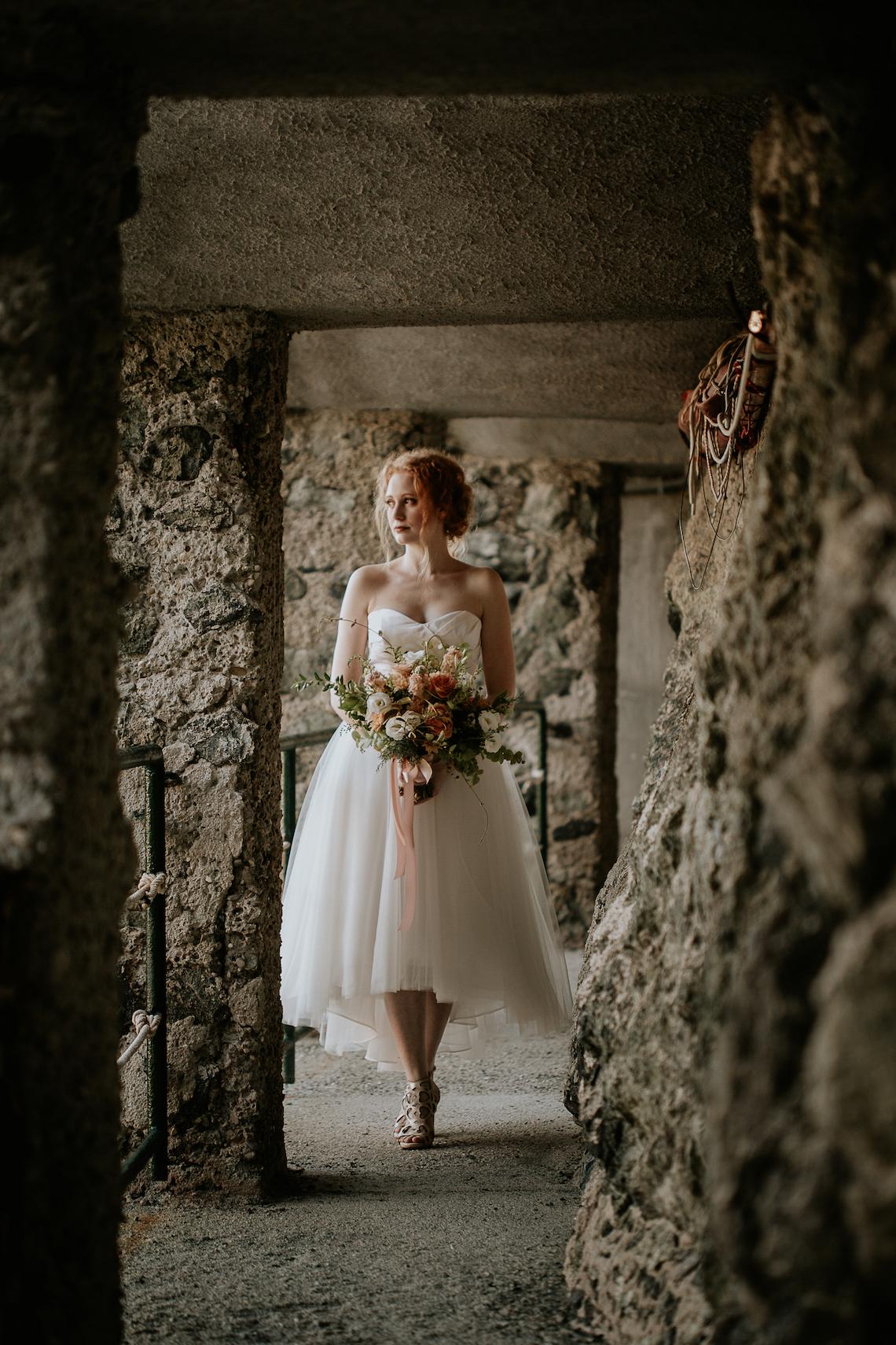 Rose Gold and Copper Cinque Terre Fall Wedding Inspiration – Di Luce e d Ombra – Greta Betton Wedding Planner 12