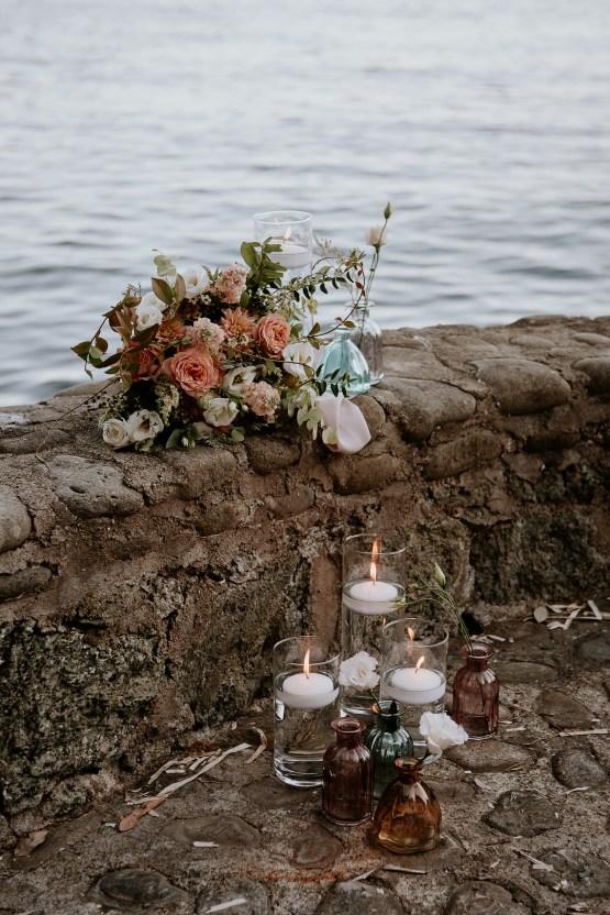 Rose Gold and Copper Cinque Terre Fall Wedding Inspiration – Di Luce e d Ombra – Greta Betton Wedding Planner 21