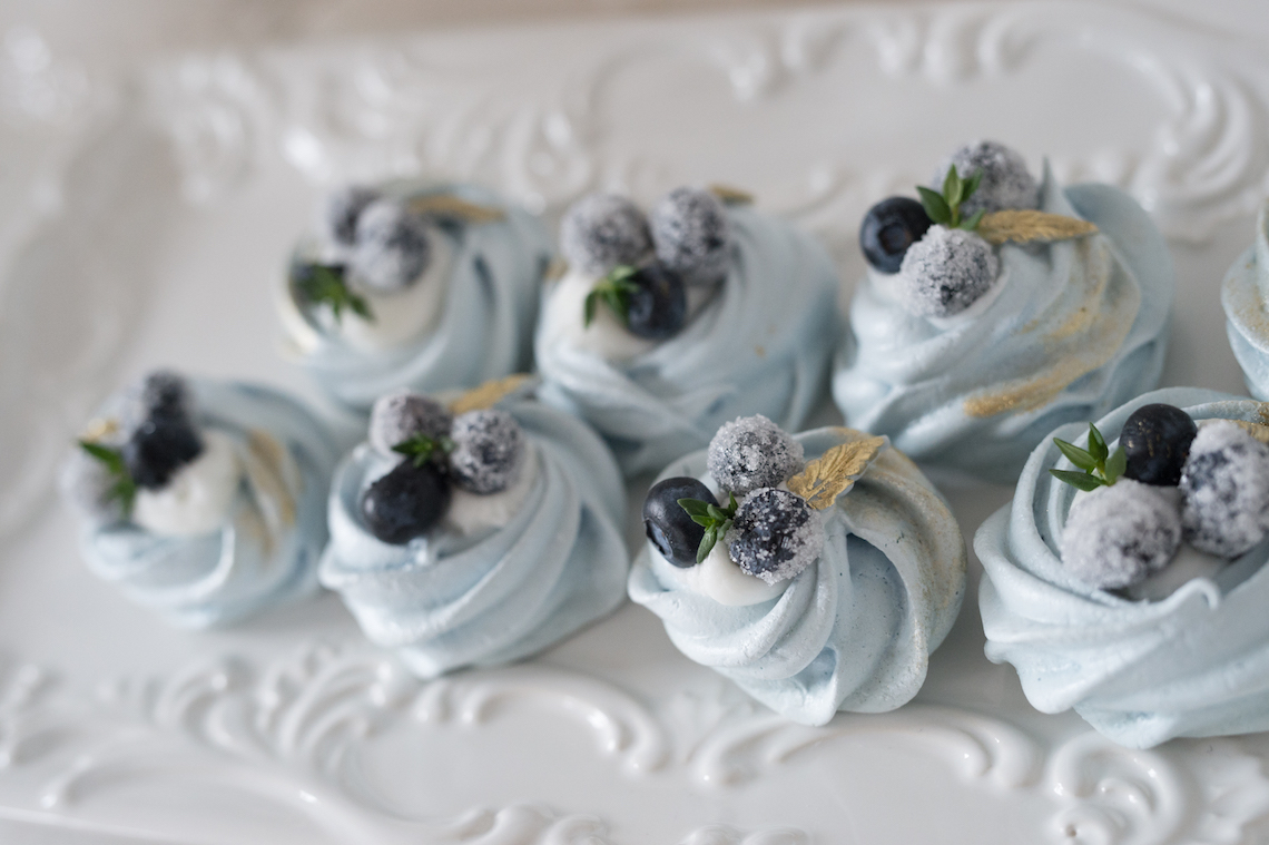 Something Blue Wedding Dessert and Cake Inspiration – Cipriano Palmer Photography 4