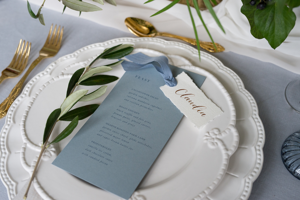 Something Blue Wedding Dessert and Cake Inspiration – Cipriano Palmer Photography 7