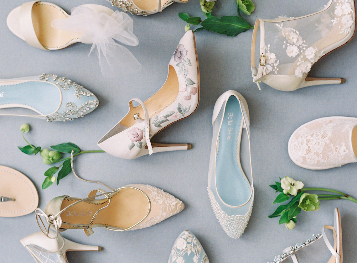 20 Flat Wedding Shoes That Are Just As Chic As Heels
