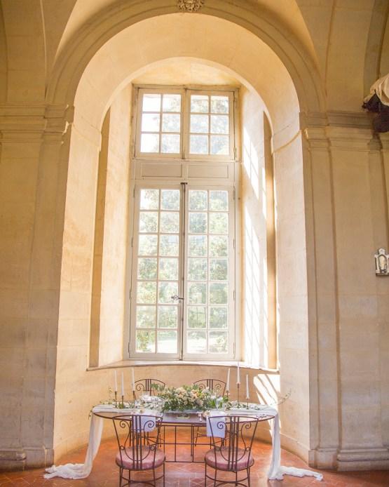Autumn French Chateau Peach Wedding Inspiration – Szu Designs 1