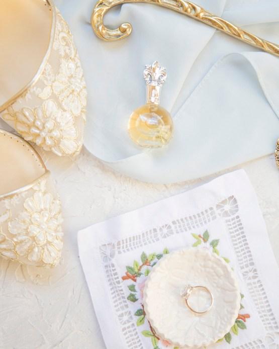 Autumn French Chateau Peach Wedding Inspiration – Szu Designs 12