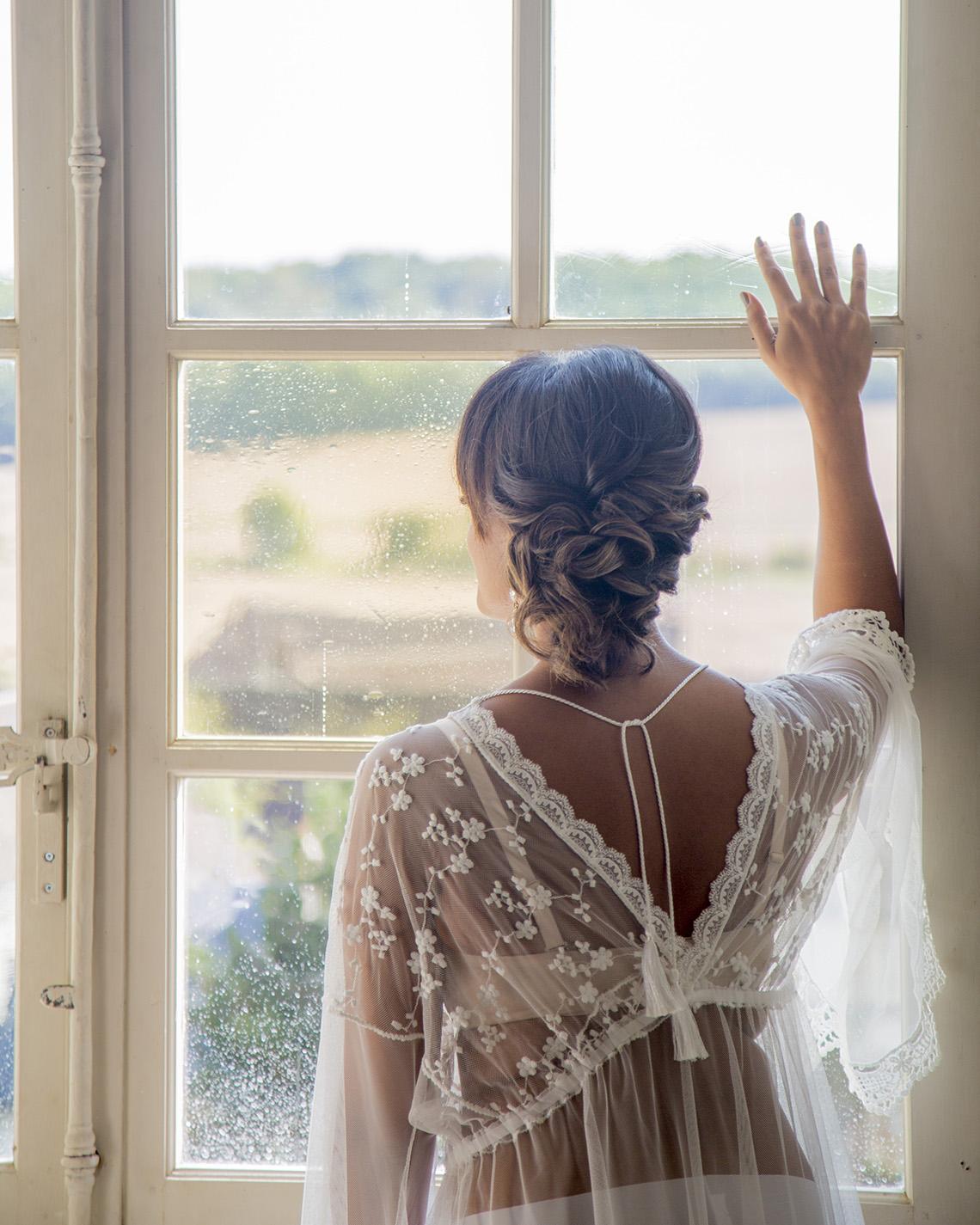 Autumn French Chateau Peach Wedding Inspiration – Szu Designs 2