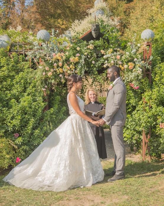 Autumn French Chateau Peach Wedding Inspiration – Szu Designs 31