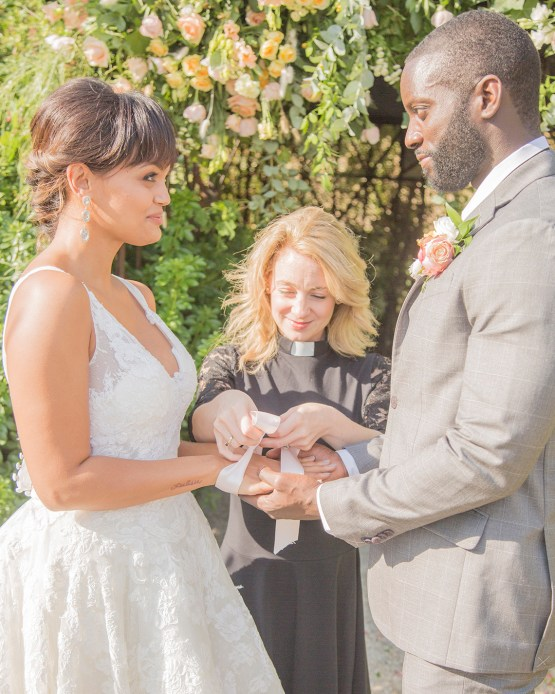 Autumn French Chateau Peach Wedding Inspiration – Szu Designs 34