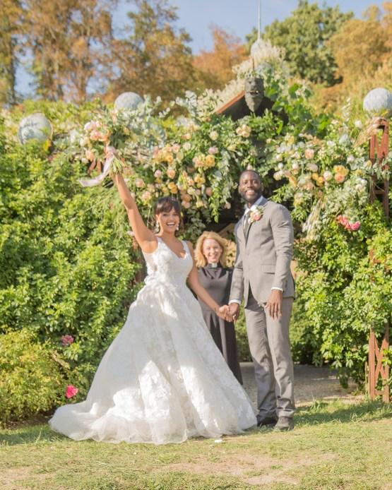 Autumn French Chateau Peach Wedding Inspiration – Szu Designs 35