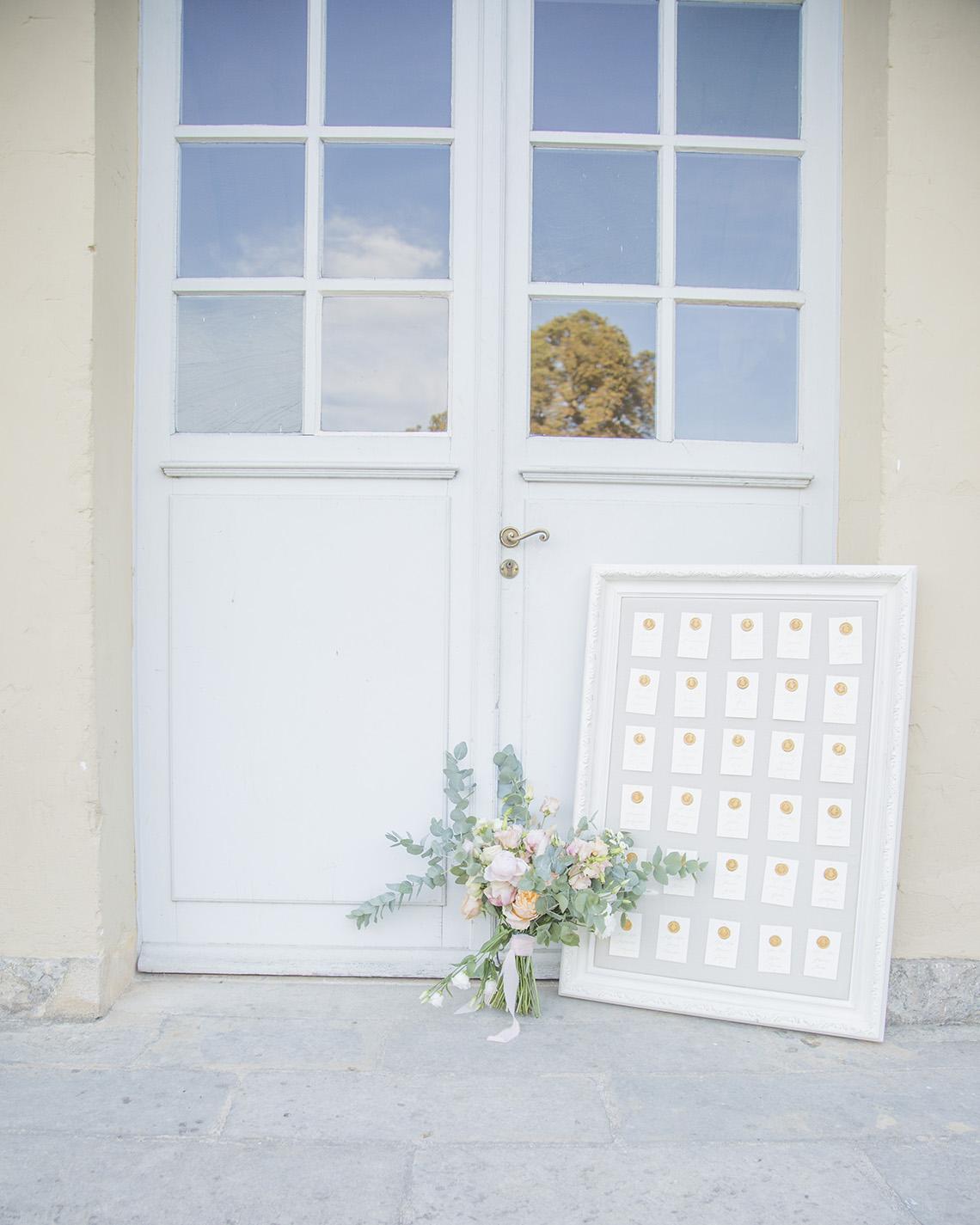 Autumn French Chateau Peach Wedding Inspiration – Szu Designs 38