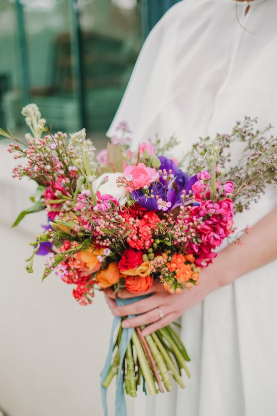 Berry and Citrus Colorful Botanical Garden Wedding Inspiration – Luisa Starling – Nulyweds 20