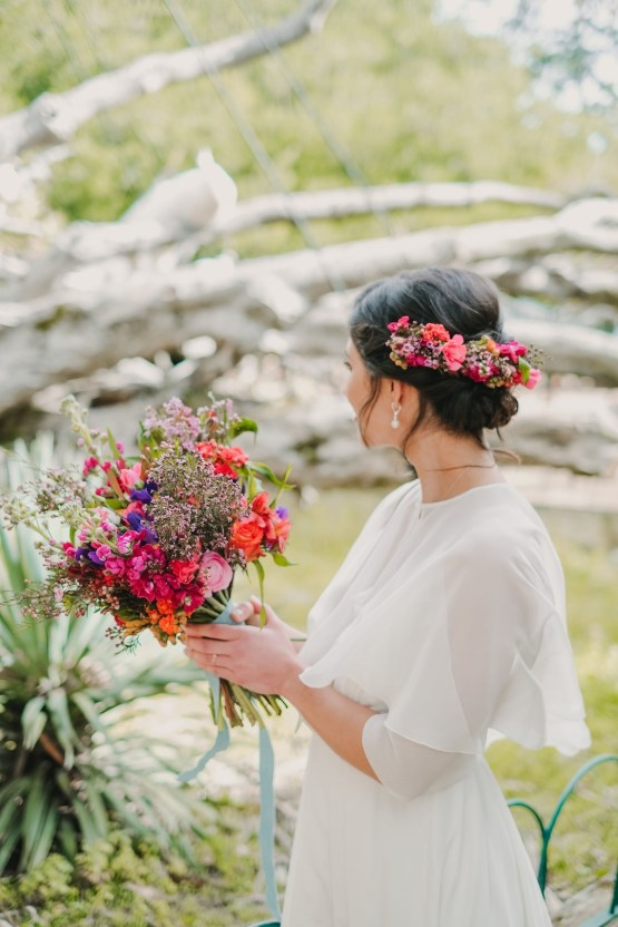 Berry and Citrus Colorful Botanical Garden Wedding Inspiration – Luisa Starling – Nulyweds 21