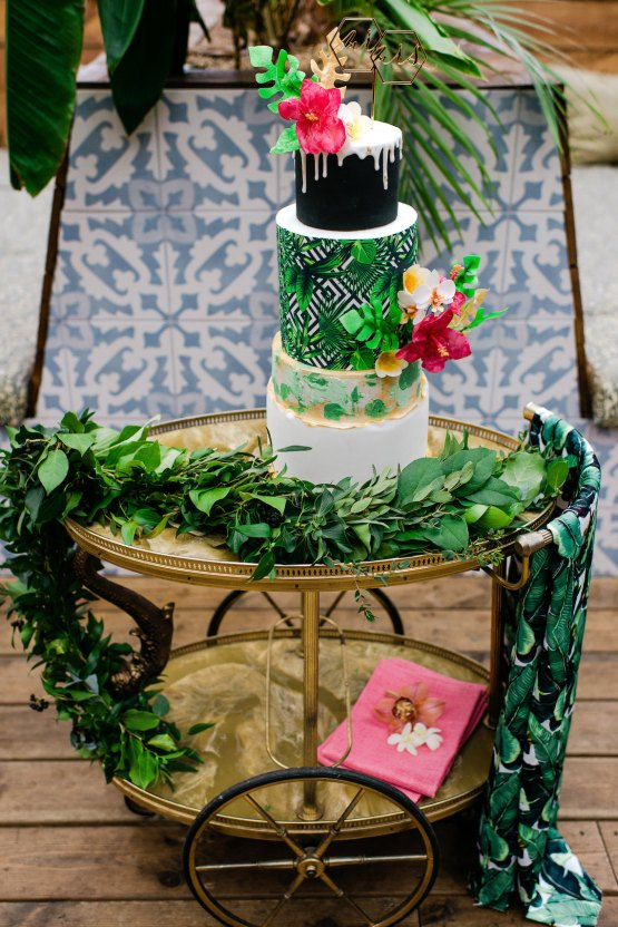 Bold Tropical Wedding Inspiration – Katerina Antos-Lewis Photography 48