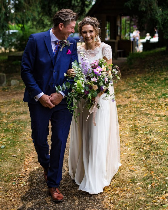 Charming English Wildflower Wedding At The Family Farm – Jonny Barratt Wedding Photography 44