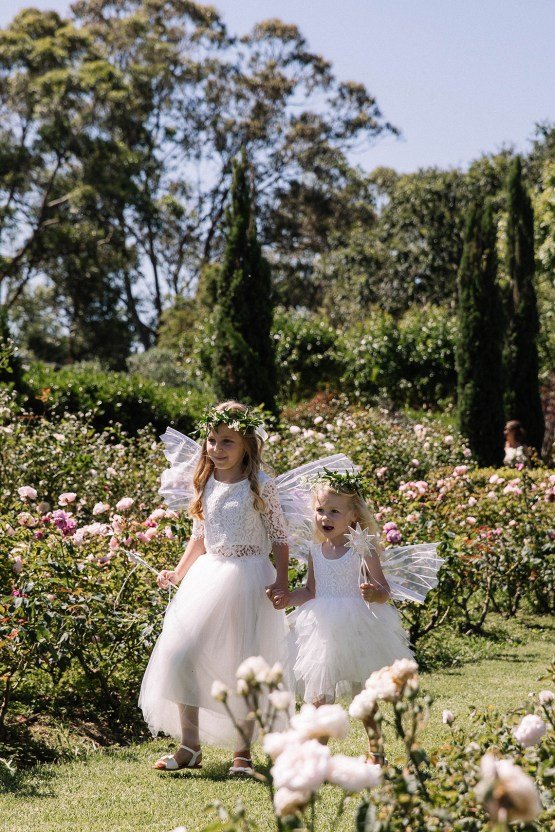 Chic Australian Garden Wedding with A Sparkling Wedding Dress – David Campbell Imagery 13