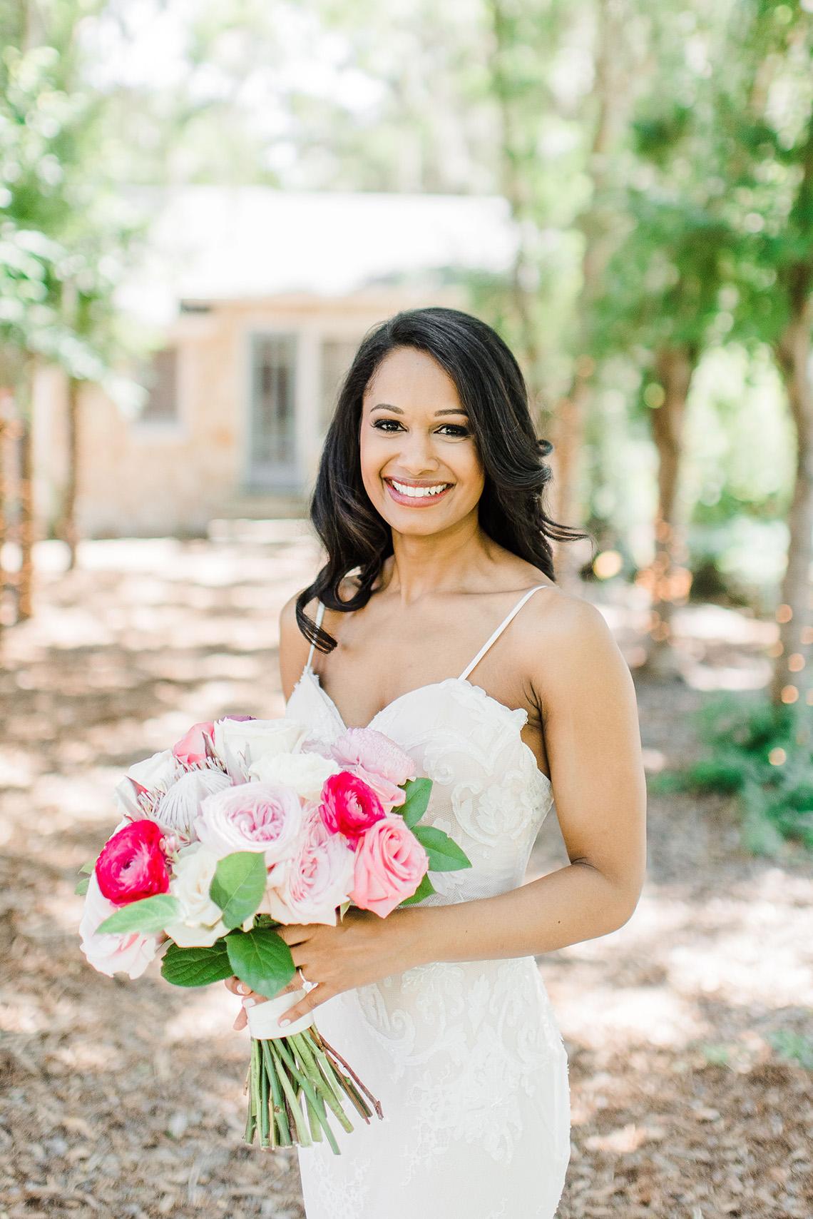 Elegant Blush Southern Plantation Wedding – Molliner Photography 18