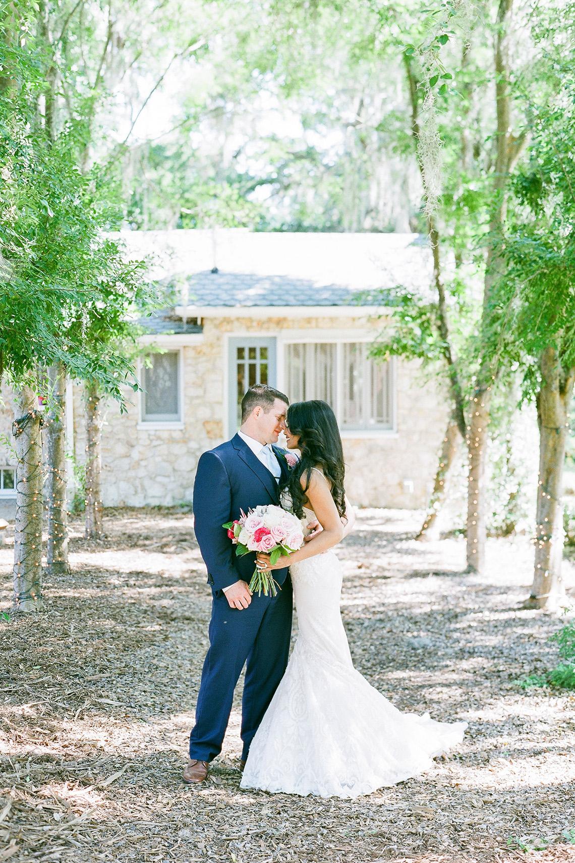 Elegant Blush Southern Plantation Wedding – Molliner Photography 30