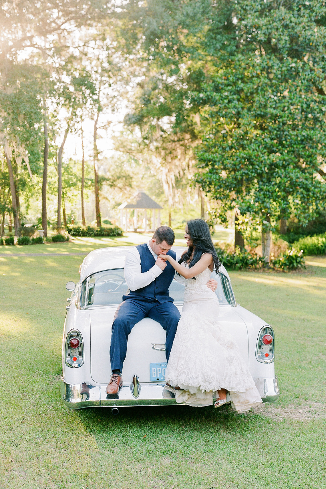 Elegant Blush Southern Plantation Wedding – Molliner Photography 32