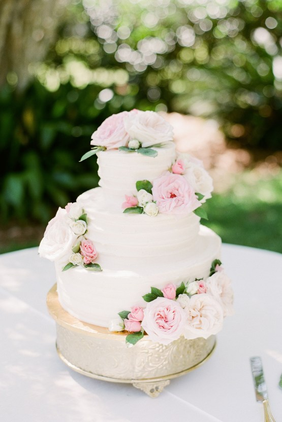 Elegant Blush Southern Plantation Wedding – Molliner Photography 40