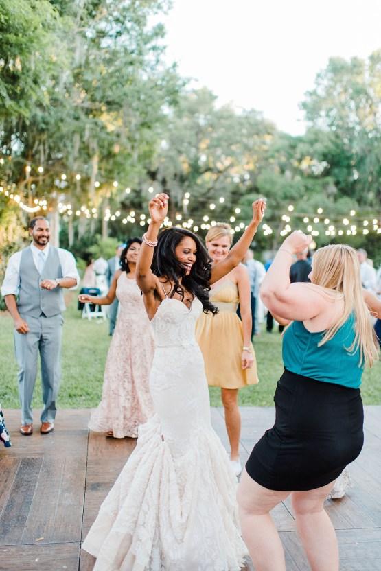 Elegant Blush Southern Plantation Wedding – Molliner Photography 44