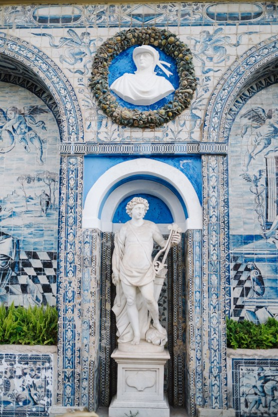 Historical Blue-tiled Palace Destination Wedding in Portugal – Jesus Caballero Photography 21