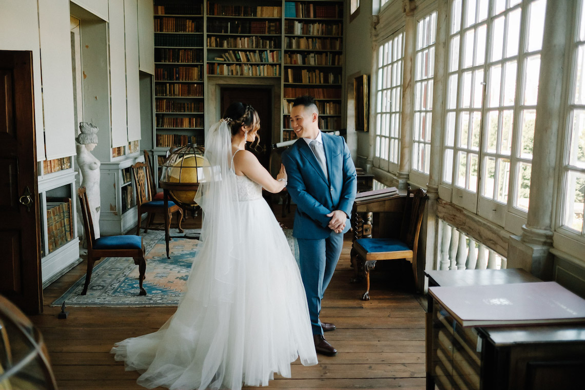 Historical Blue-tiled Palace Destination Wedding in Portugal – Jesus Caballero Photography 27