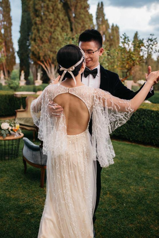 Lavish Jazz-era Italian Destination Wedding – Stefano Santucci 56