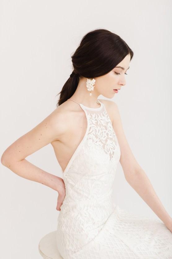 Luxurious and Fashion-Forward All White Wedding Inspiration – Emma Pilkington Photography 12